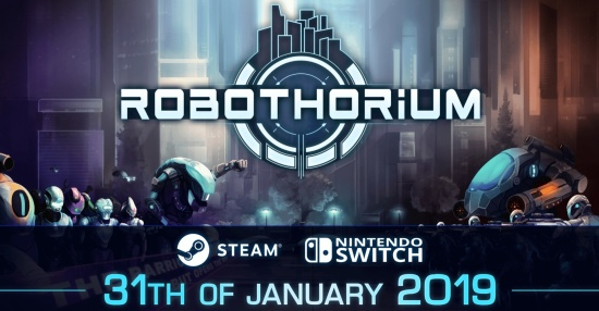 Robothorium Paid campaign