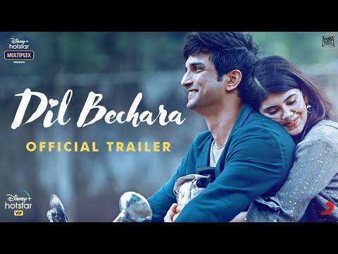 Dil Bechara 2020 Movie – Sushant Singh Rajput Video HD
