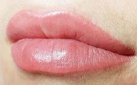 Нано-напыление губ