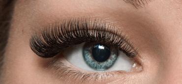 Наращивание ресниц 3D - The Lashes