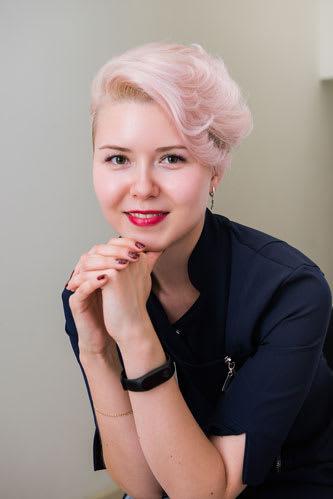 Никищенко Мадина