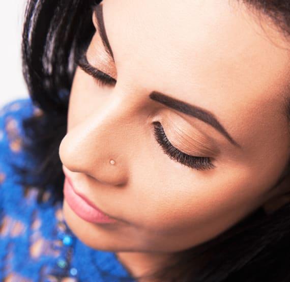 Как правильно красить брови - The Lashes