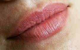 Микроблейдинг губ фото - The Lashes