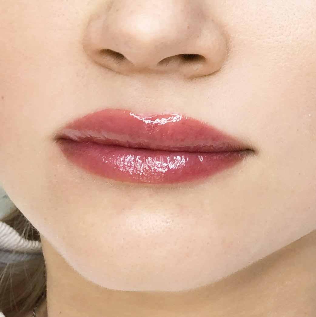 Микроблейдинг губ до процедуры