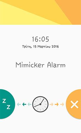 mimicker time