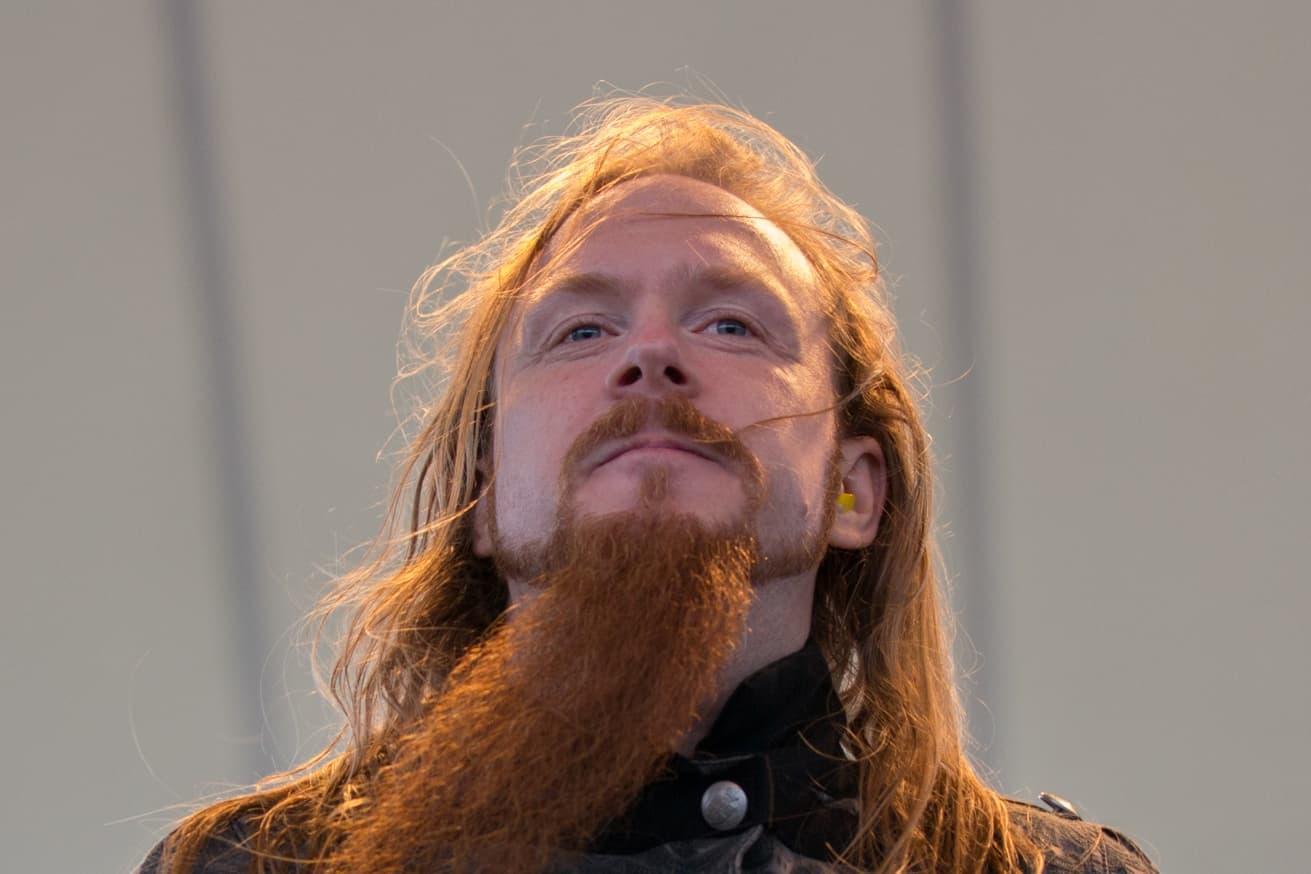 В Швеции экс-гитариста Sabaton Сундена посадили за педофилию
