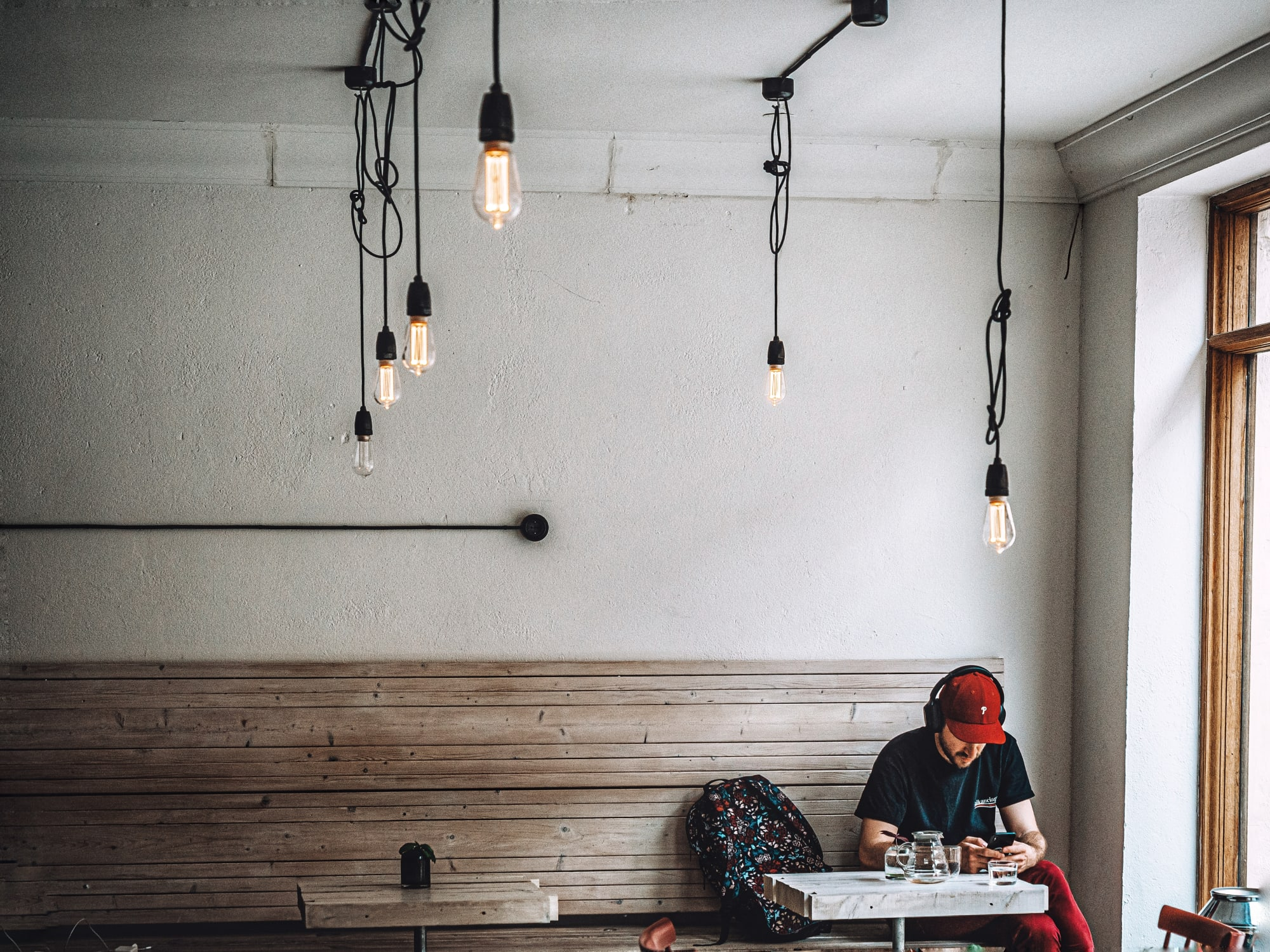 Djäkne Startup Studio in Malmö offers a coworking space for entrepreneurs, freelancers and people who just want to change working environment.