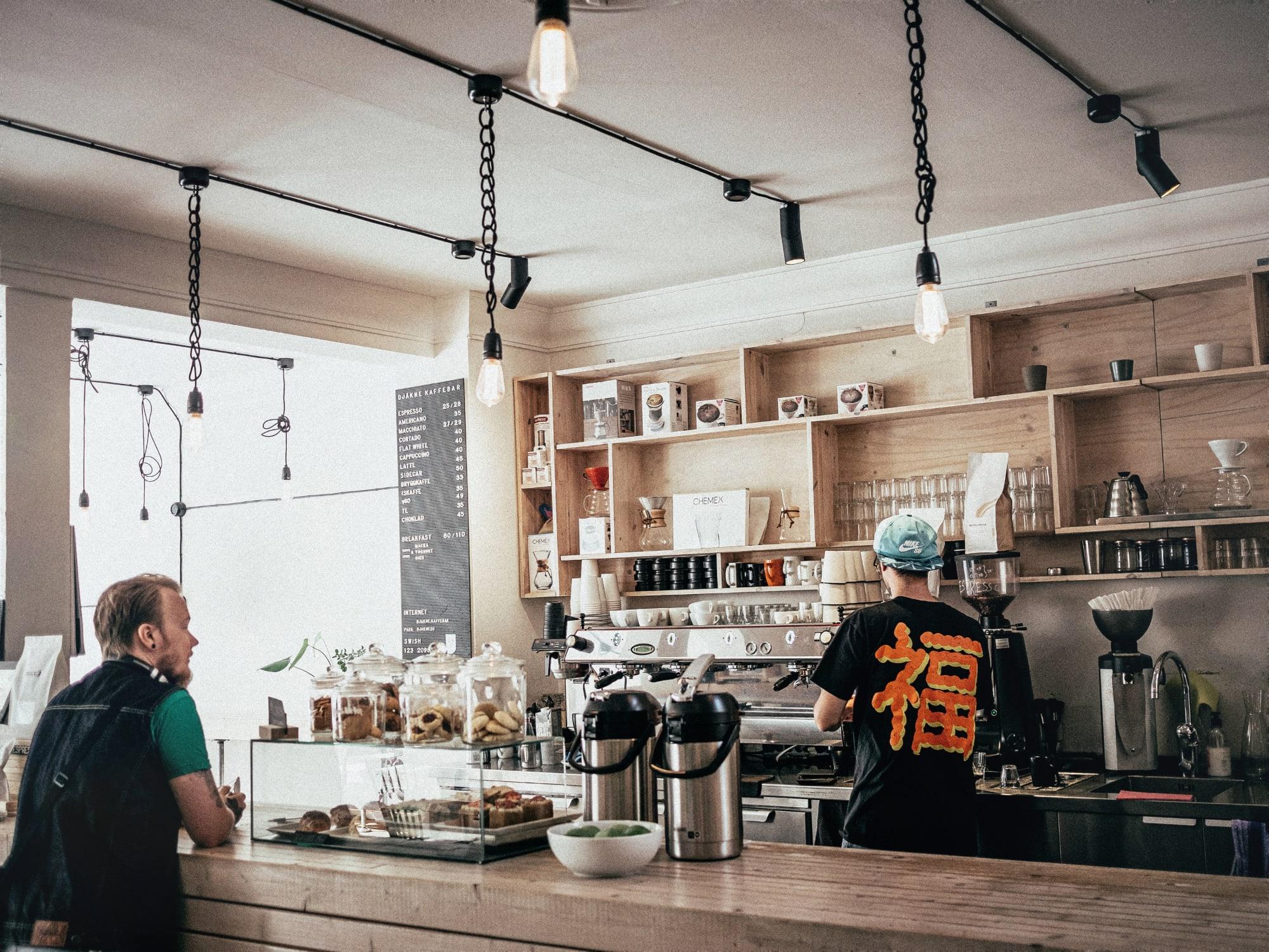 In 2011 Djäkne Startup Studio opened a new modern office space at Djäknegatan 9 in Malmö that combined a startup studio, a coworking space and a public coffee bar.