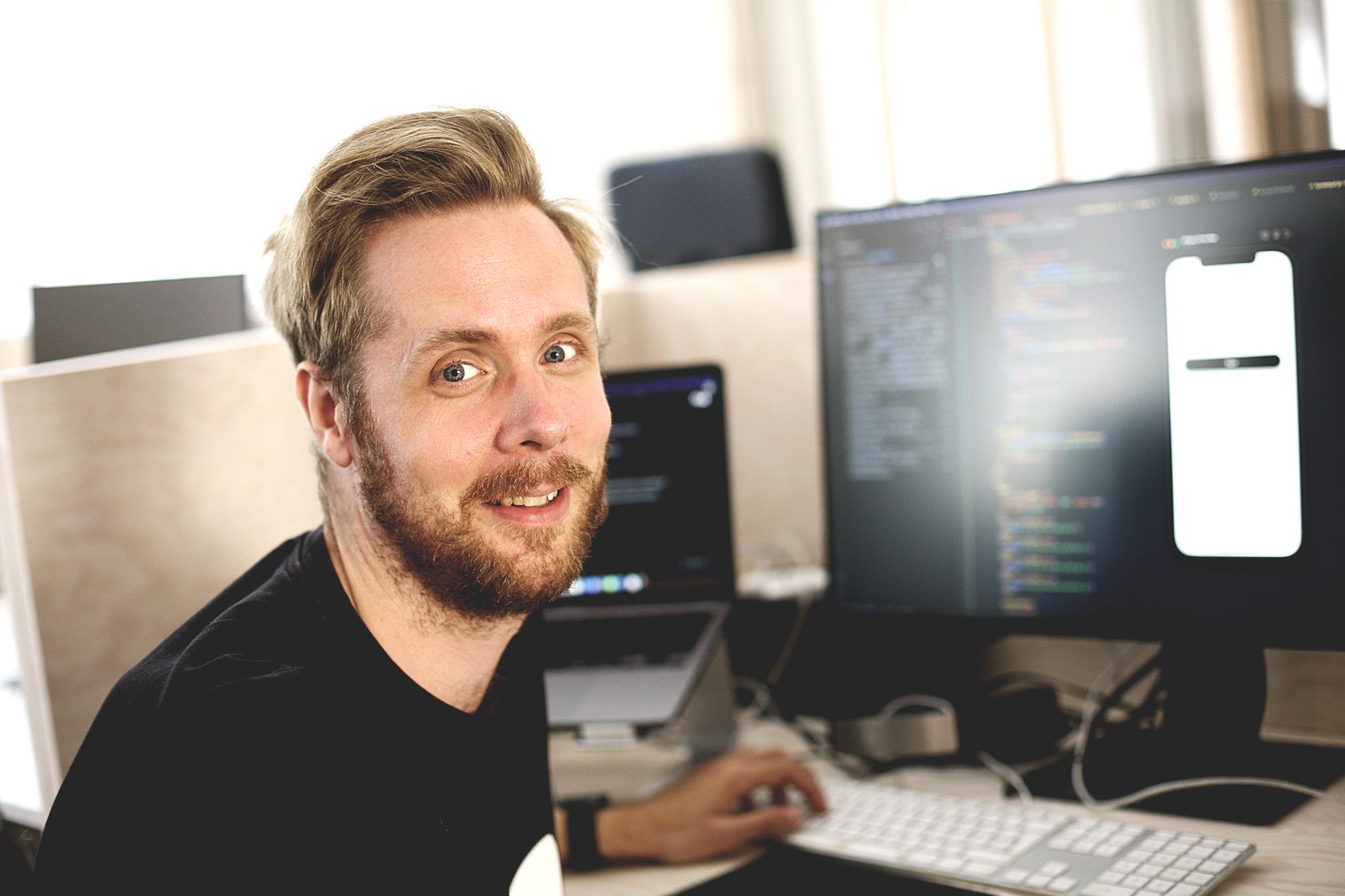 """Djäkne Startup Studio suits me perfectly"""