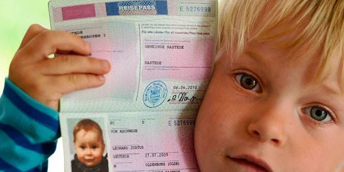 Сколько по времени делается загранпаспорт нового образца для ребенка до 14 лет