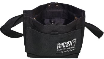 karen pryor treat bag