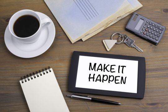 coffee-notebook-make-it-happen-tablet