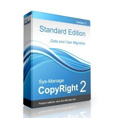 CopyRight2 File Server Migrations-Tool Schachtel