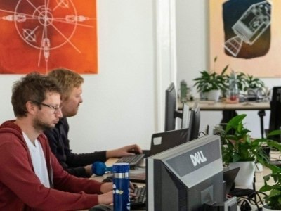 Senior Backend developer @ code and soda