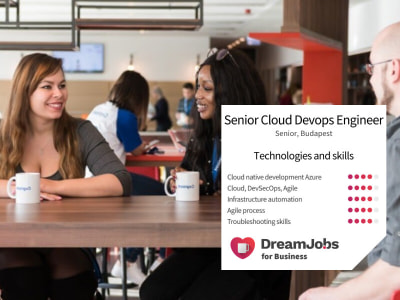 Senior Cloud DevOps Engineer @ Cognizant Technology Solutions Hungary