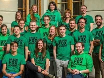 Szoftverfejlesztő mentor @ Green Fox Academy