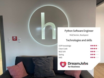 Mid/Senior Python Software Engineer @ Hearsay Systems