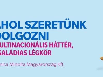 Konica Minolta Magyarország Üzleti Megoldások Kft.