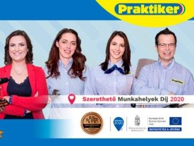 Pénzügyi és Számviteli munkatárs @ Praktiker Kft.