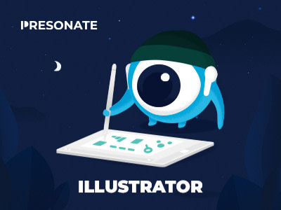 Senior Illustrator @ Presonate