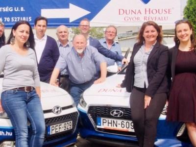 Ingatlanértékesítési tanácsadó @ Duna House Győr