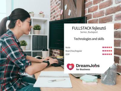 Fullstack fejlesztő @ SDSYS