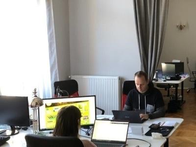 Medior/Senior PHP fejlesztő @ Skvad Digital