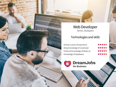 Web Developer @ Trax