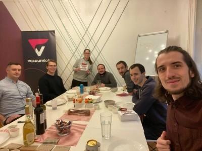 Medior/Senior Szoftverfejlesztő @ Vacuumlabs