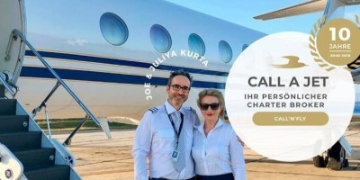 Charter Sales @ Call a Jet