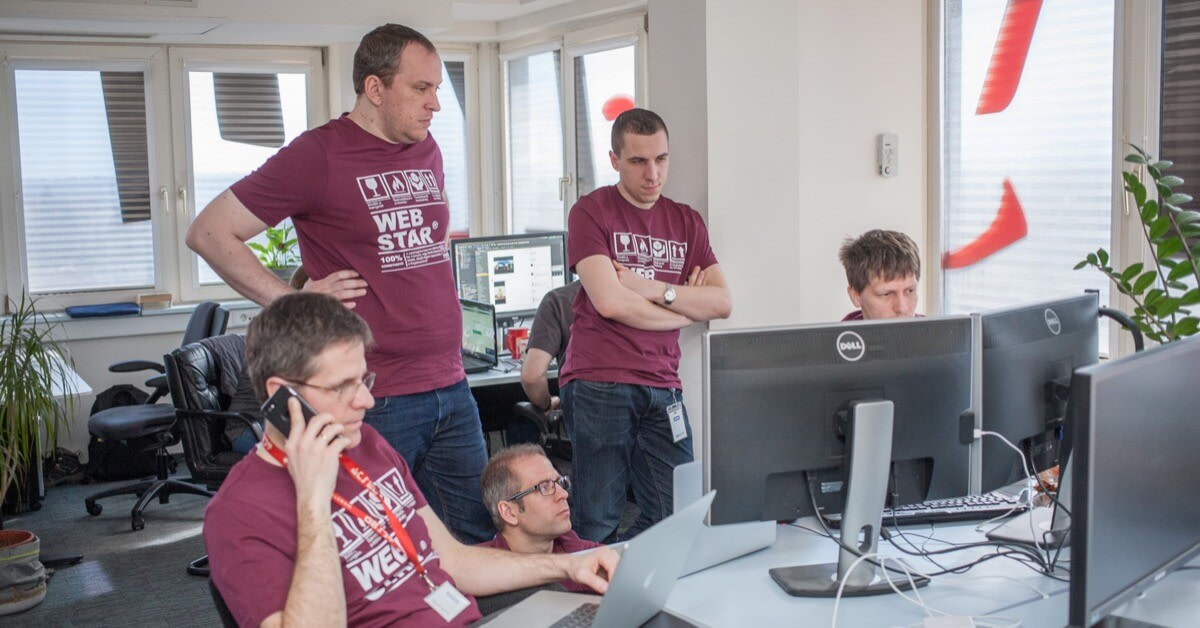A Webstar Csoport nemcsak munkahely, hanem egy közösség, aminek jó a tagja lenni!