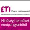 Pénzügyi Asszisztens @ ETI HU Elektrotechnikai Kft