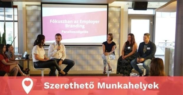 Az Employer Branding nyomában - Szerethető Munkahelyek Klubesemény