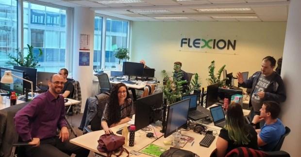 Dobd be magad a játékok világába - Álommeló a Flexion Mobile-nál