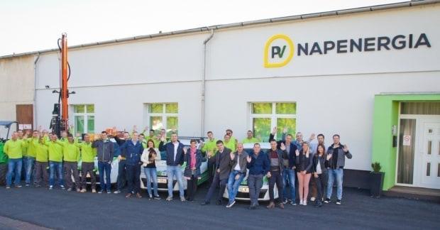 PV Napenergia - a hely ahol dolgoznátok