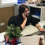Melani     - Office Manager