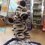 Zebra     - A Cég kabalája