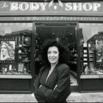 Anita Roddick     - A  The Body Shop alapítója