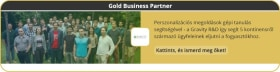 Gold Business Partner _GravityR&D