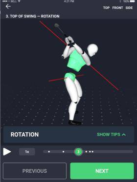 4D Motion -