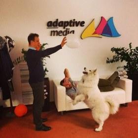 Adaptive Media - #kispihi