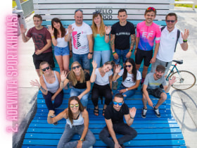Adevinta Hungary - A legsportosabb munkahely 2019