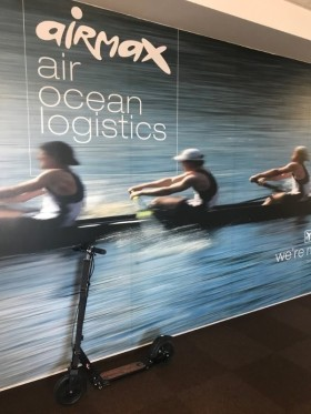 Airmax Cargo - Kedvenc tárgy az irodában