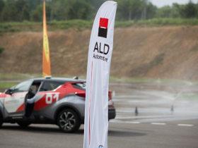 ALD Automotive - ALD Vezetéstechnikai Tréning