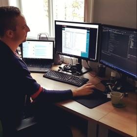 ALLWIN Informatika - Éppen dolgozunk