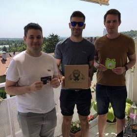 ALLWIN Informatika - EB tippjáték győztesek