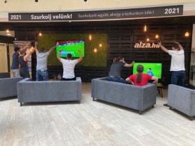 Alza.hu - Együtt szurkolunk! - EB 2021.