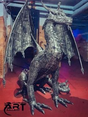 Amazing Metal Art Gallery -