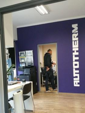 Autotherm - Fotó az irodáról  - Szeged, Napos út 3, 6728 Magyarország, Autotherm Kft. Hűtőautó, hűtős felépítmény