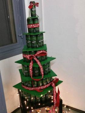 Autotherm - Sörkarácsonyfa